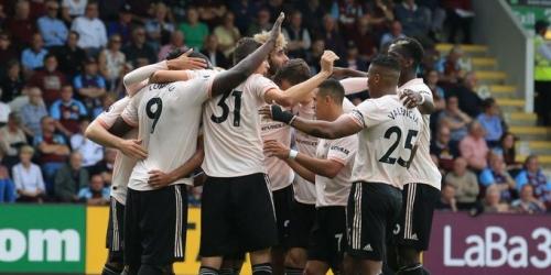 (VIDEO) Mourinho salva su cabeza tras vencer al Burnley