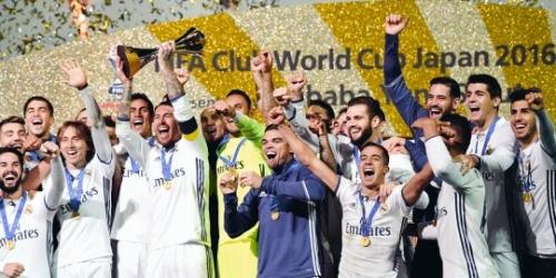 (VIDEO) Mundial de Clubes, con triplete de CR7 el Real Madrid se coronó campeón del mundo