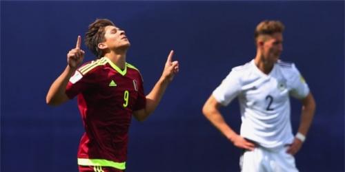 (VIDEO) Mundial Sub-20, Venezuela y México ganaron en el arranque del torneo