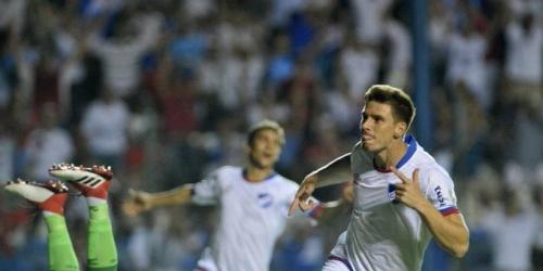 (VIDEO) Nacional de Montevideo le ganó a Chapecoense y avanzó a la Tercera Fase de la Libertadores