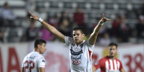 (VIDEO) Nacional de Paraguay vence a Estudiantes y avanza en la Copa Sudamericana