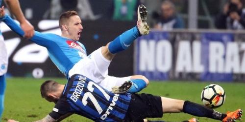 (VIDEO) Napoli pierde la punta en la Serie A de Italia