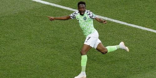(VIDEO) Nigeria gana 2 a 0 a Islandia y deja con vida a Argentina