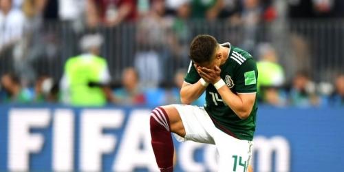 (VIDEO) Chicharito: Nuestro objetivo es llegar a la Final del Mundial