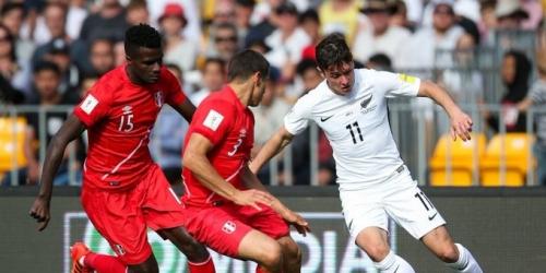 (VIDEO) Nueva Zelanda empata frente a Perú en el repechaje a Rusia 2018