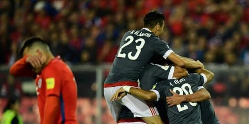 (VIDEO) Paraguay gana de visita ante Chile