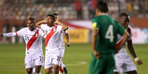 (VIDEO) Perú sigue en la lucha por la clasificación a Rusia 2018
