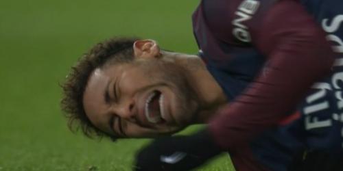 (VIDEO) ¿Podría Neymar perderse el partido contra el Madrid?