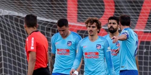 (VIDEO) Polémica victoria del Atlético en Vallecas