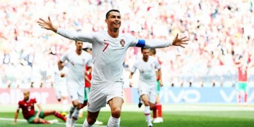 (VIDEO) Portugal cerca de los octavos de final al gana 1 a 0 Marruecos