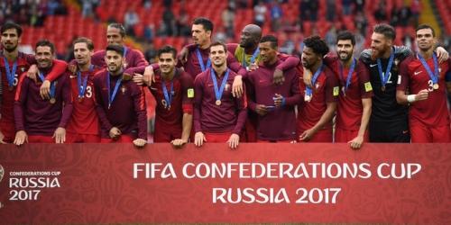 (VIDEO) Portugal se llevó el tercer lugar de la Copa Confederaciones al derrotar a México