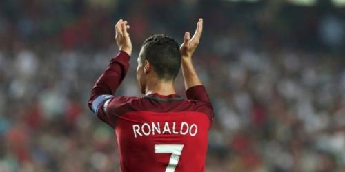 (VIDEO) Portugal vence a Suiza y clasifica al Mundial de Rusia 2018