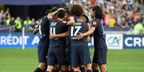 (VIDEO) PSG gana la Copa de Francia 2018