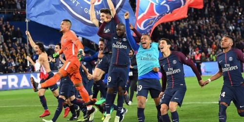 (VIDEO) PSG se proclama campeón de Francia tras golear 7-1 al Mónaco