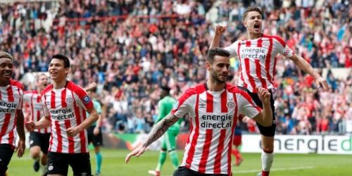(VIDEO) PSV campeón de la Eredivisie de Holanda