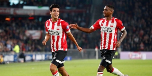 (VIDEO) PSV sigue imparable en la Eredivisie y derrota 4 a 0 al VVV Venlo
