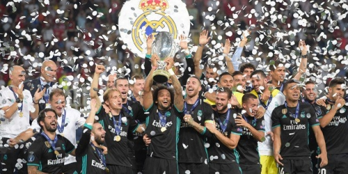 (VIDEO) Real Madrid campeón de la Supercopa de Europa