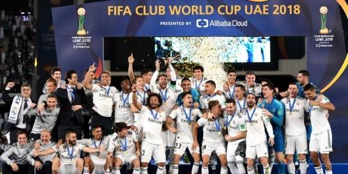 (VIDEO) Real Madrid por tercer año consecutivo campeón del Mundial de Clubes