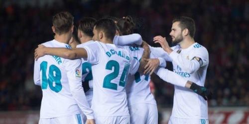 (VIDEO) Real Madrid vence a Numancia por Copa del Rey