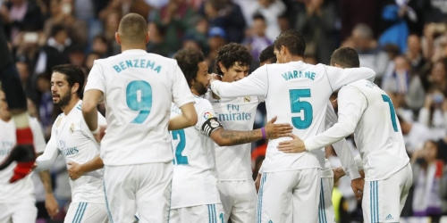 (VIDEO) Real Madrid vence a un difícil Málaga