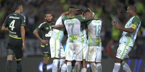 (VIDEO) Recopa Sudamericana, Atlético Nacional se llevó el trofeo con goleada al Chapecoense