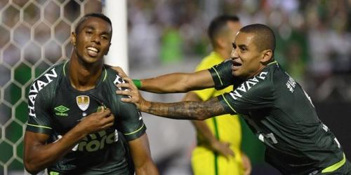 (VIDEO) Recopa Sudamericana, el Chapeconse superó al Atlético Nacional en el partido de ida