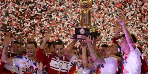 (VIDEO) Recopa Sudamericana, River Plate se coronó como bicampeón del torneo