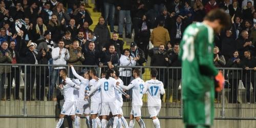 (VIDEO) Rijeka pone en preocupación al AC Milán