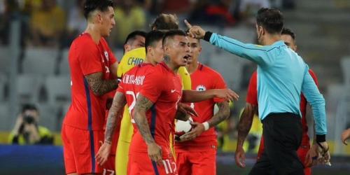 (VIDEO) Amistosos, Rumania remontó a Chile: 3-2 para los europeos