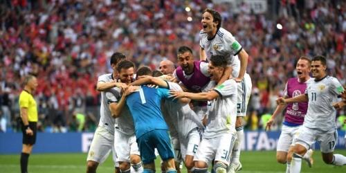 (VIDEO) Rusia pasa a cuartos de final y elimina a España en penales