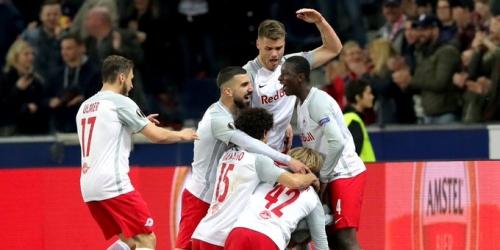(VIDEO) Salzburg elimina en cuartos de final a la Lazio