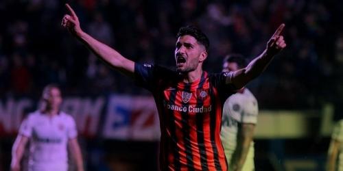 (VIDEO) San Lorenzo ganó a Lanús en el partido de ida