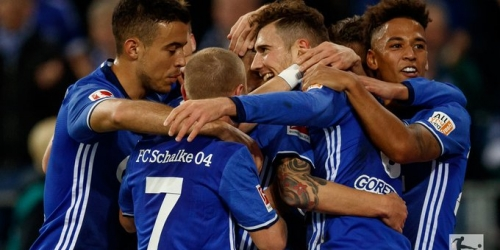 (VIDEO) Schalke 04 derrota al Mainz 05 por la Bundesliga