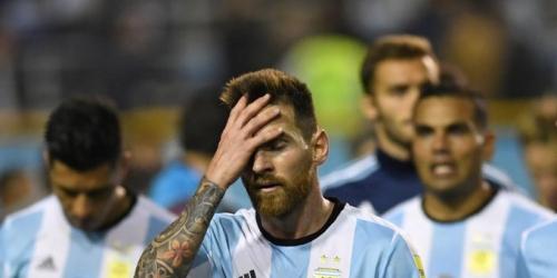 (VIDEO) Se complica Argentina con empate frente a Perú