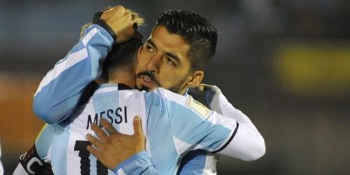 (VIDEO) Segundo empate sin goles en la Jornada: Argentina iguala con Uruguay