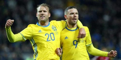 (VIDEO) Suecia golea a Luxemburgo y lidera de momento el grupo A