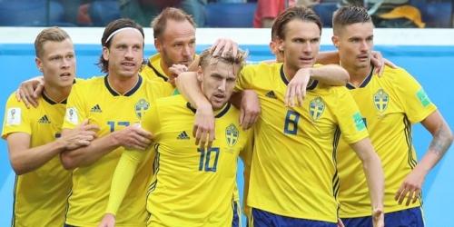 (VIDEO) Suecia vence a Suiza y clasifica a cuartos de final