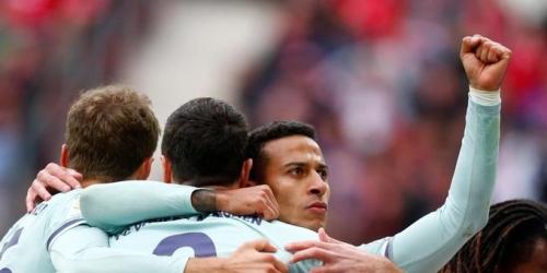 (VIDEO) Thiago rescata al Bayern frente al Mainz