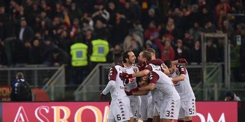 (VIDEO) Torino elimina a la Roma y ya está en cuartos de final por Copa Italia