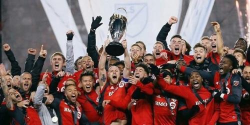 (VIDEO) Toronto se convierte en el nuevo campeón de la MLS