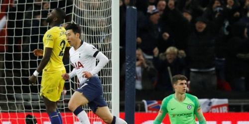 (VIDEO) Tottenham le quita el invicto al Chelsea y lo aleja de la punta