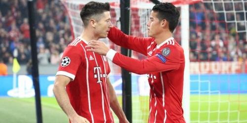 (VIDEO) UEFA CHAMPIONS LEAGUE, cómoda victoria del Bayern Múnich