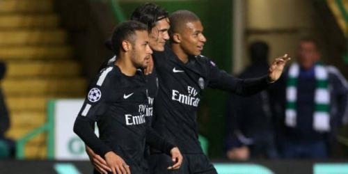 (VIDEO) UEFA CHAMPIONS LEAGUE, debut aplastante del PSG