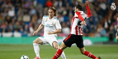 (VIDEO) Un Real Madrid distraído en Liga empató como local ante el Bilbao