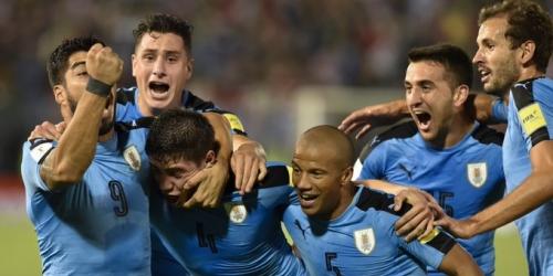 (VIDEO) Uruguay gana de visita y saca medio boleto al mundial