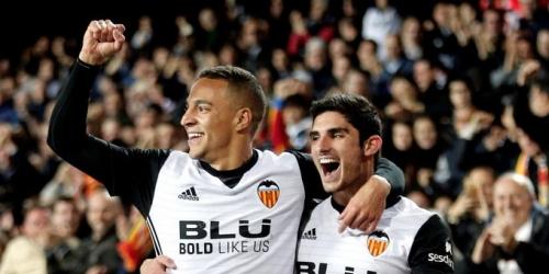 (VIDEO) Valencia gana al Espanyol y pone al Real Madrid en la cuarta posición