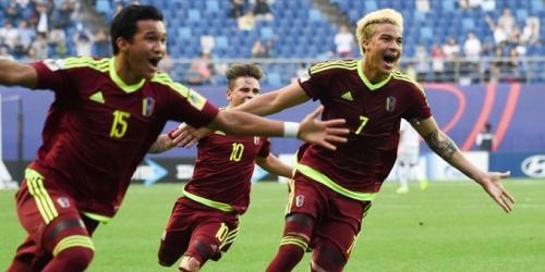 (VIDEO) Venezuela le ganó a Uruguay en penales y es finalista de la Copa Mundial Sub-20!