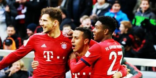 (VIDEO) Victoria del Bayern sobre el Stuttgart le permite escalar a segundo lugar de la Bundesliga