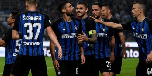 (VIDEO) Victoria del Inter en el Derbi de Milan