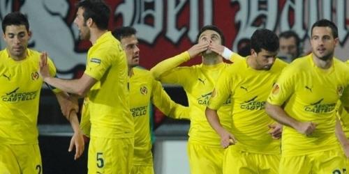 Villarreal y los portugués en semifinal de Europa League
